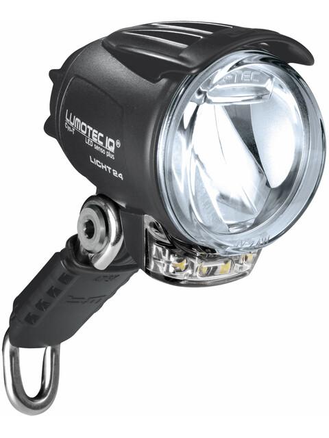 Busch + Müller IQ Cyo Premium T Oświetlenie czujnik + stojak + światło czarny